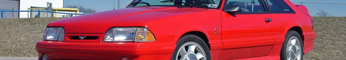 1993 Ford Mustang Parts