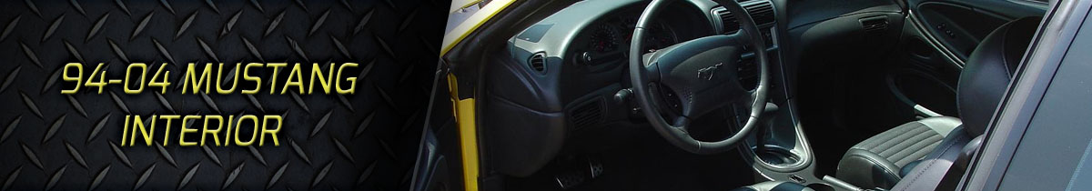 1994 2004 Mustang Interior Parts Accessories